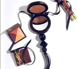 <strong>Soleil D' Afrique <br />Yves Saint Laurent Beaute, 124 лева <br />бутик Impulsive, ЦУМ</strong>