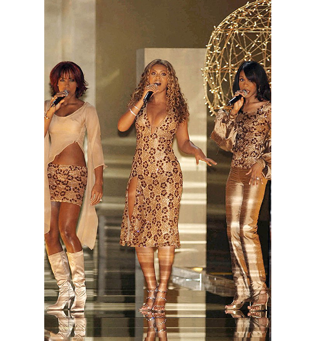 Destinys Child 2001 г.