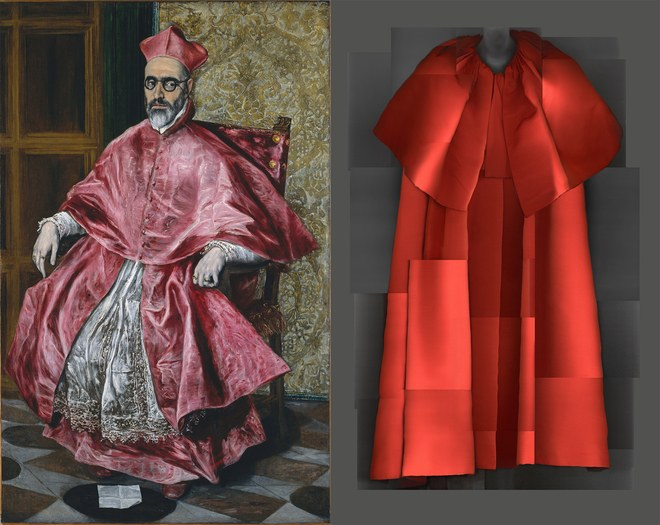 """Heavenly Bodies: Fashion and the Catholic Imagination"" at the MET