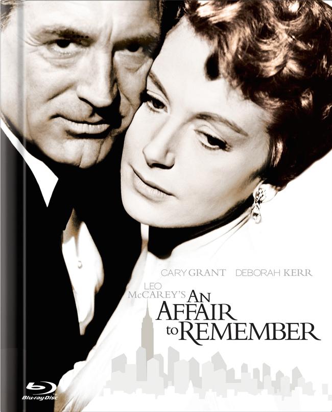 An Affair To Remember, 1957 На Ривиерата... пресичаща океана... и целия Ню Йорк отдолу! Извесният плейбой Ники Феранте и красивата клубна певица Тери МакКей започват бурен романс на кораб пътуващ от Европа до Ню Йорк. Въпреки че и двамата имат сериозни връзки, се разбират да се срещнат отново точно след 6 месеца, на върха на Емпайър Стейт Билдинг...