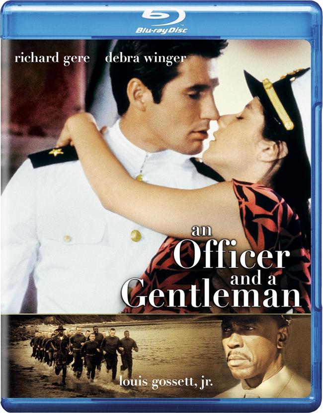 An Officer and a Gentleman, 1982 Млад военен се влюбва след кратък флирт с момиче, което е забременяло от него.