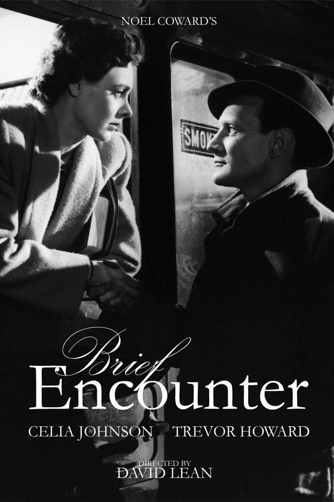 Brief Encounter, 1945 Този разказ за страстната, но неосъществена връзка между женен мъж и омъжена жена прави огромно впечатление както в Англия, така и в чужбина.