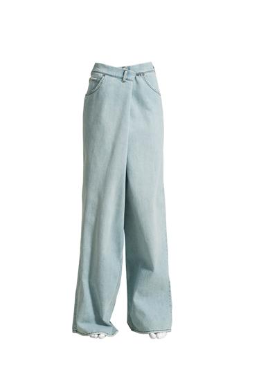 Широки джинси, 129 лв.
