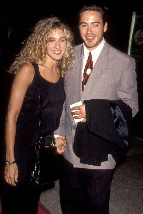 Сара Джесика Паркър и Робрът Дауни Джуниър Актьорите се разделят през 1991 година след близо 7-годишна връзка.