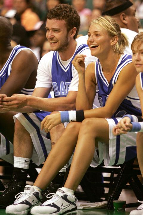 Камерън Диаз и Джъстин Тимбърлейк Певецът е една от най-дългите и сериозни връзки на актрисата. И въпреки че мнозина не ги намираха за съвместими - ние много си ги харесвахме. В крайна сметка Камерън и Джъстин решиха през януари 2007, че не са един за друг.