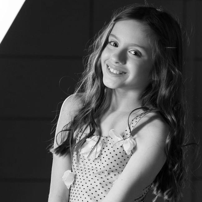 """Лидия Ганева Усмихнатото малко момиченце се класира на девето място на тазгодишната детска """"Евровизия"""". С песента си """"Вълшебен ден"""" 10-годишната Лидия се бореше с деца от още 16 държави."""