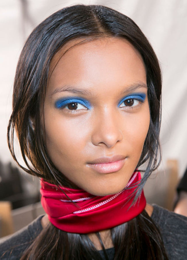 Marc by Marc Jacobs, spring 2014Дик Пейдж и неговото чувство за блус.