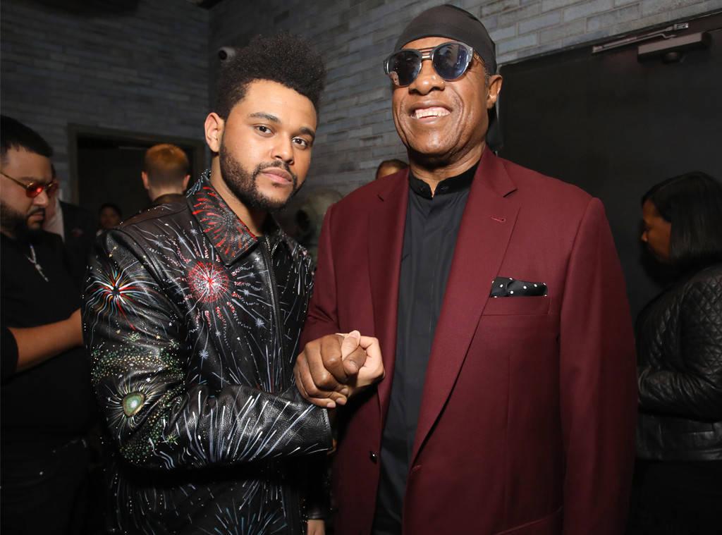 The Weeknd и Стиви Уондър
