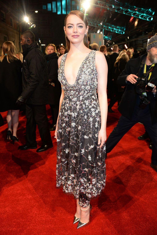 Ема Стоун в Chanel Couture