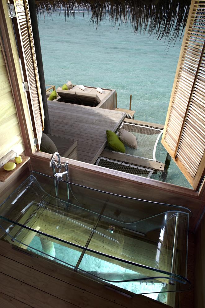 Six Senses Lamu hotel Малдивите