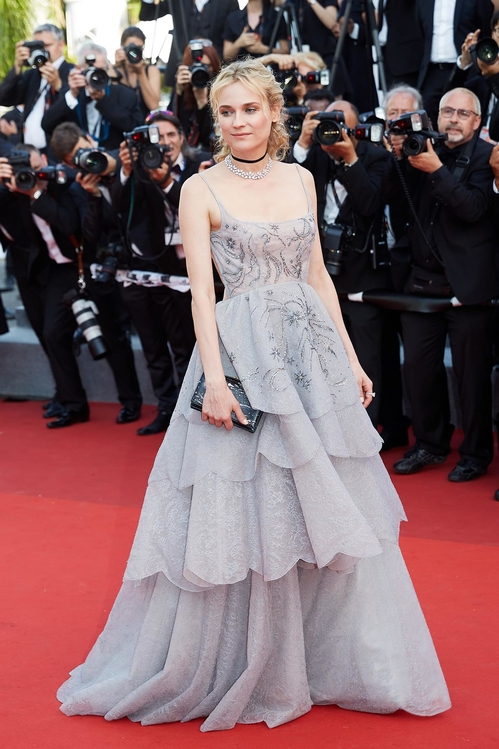 Даян Крюгер в Dior Haute couture