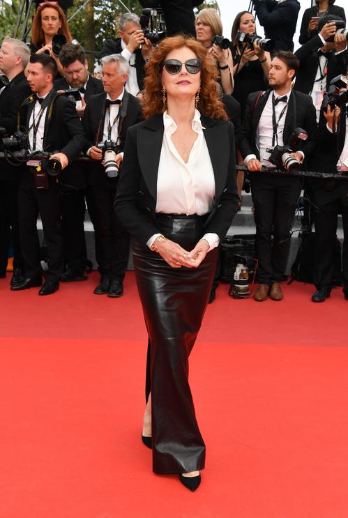 Сюзън Сарандън в Chanel
