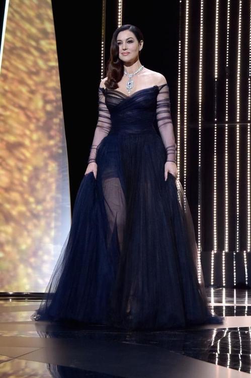 Моника Белучи в Dior haute couture