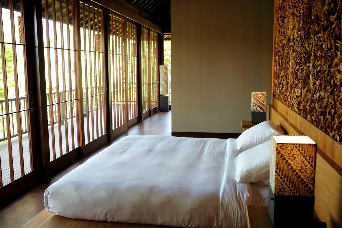Hotel Hoshinoya Бали