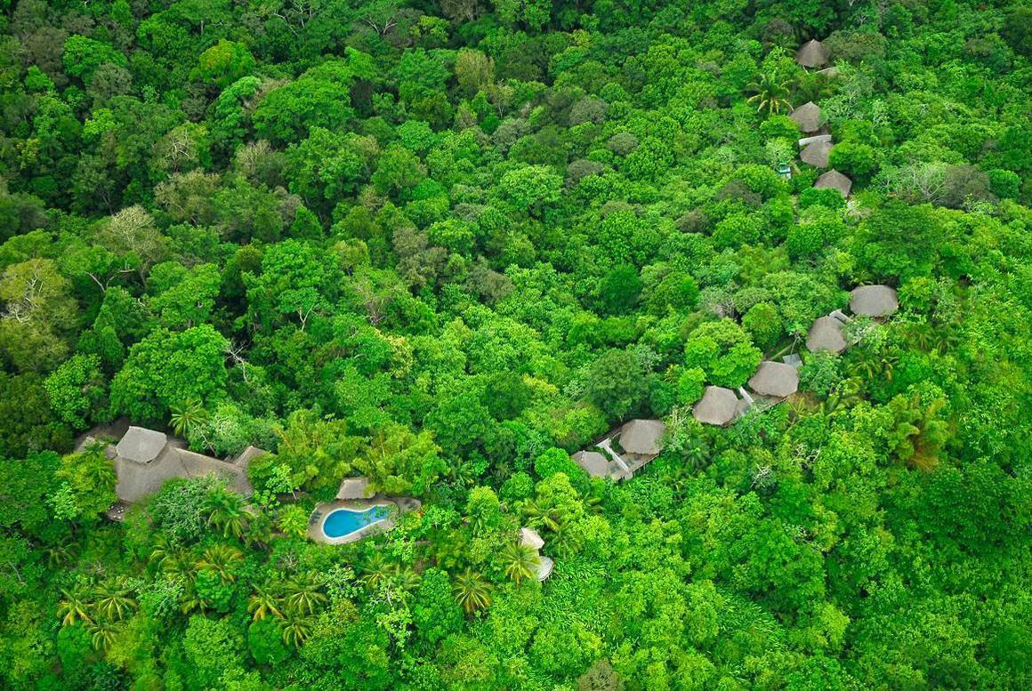 Lapa Rios Коста Рика