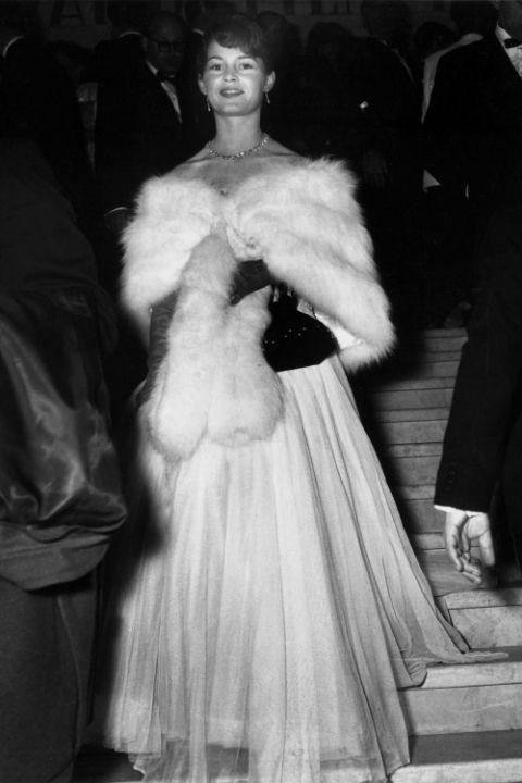 1953 Бриджит Бардо