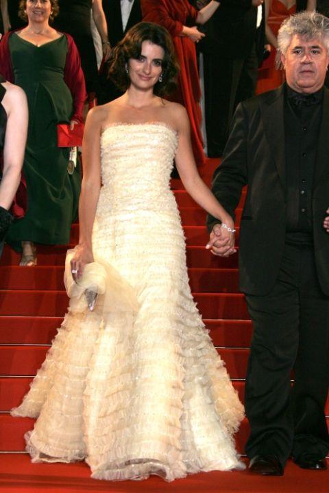 2006 Пенелопе Круз в Elie Saab Haute Couture