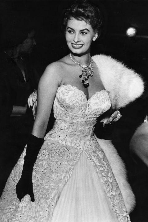 1953 София Лорен