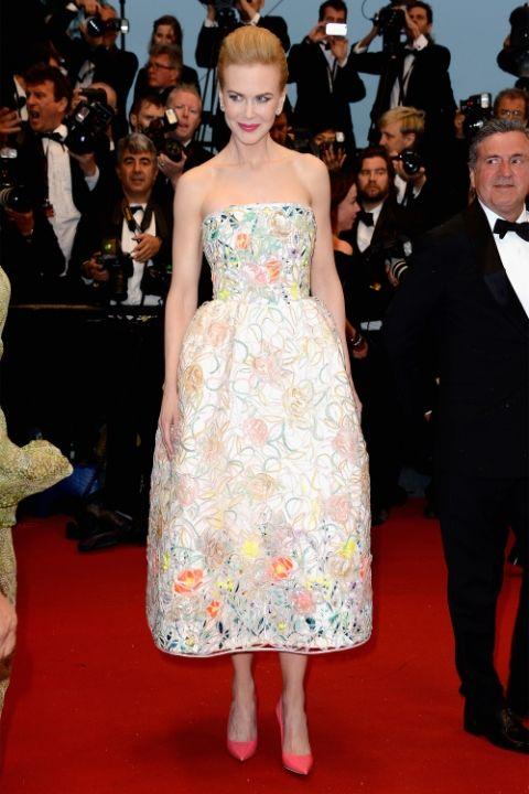 2013 Никол Кидман в Dior Haure Couture