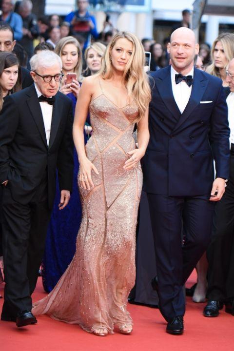 2016 Блейк Лайвли в Atelier Versace