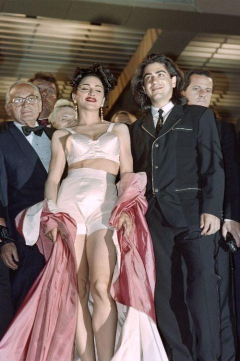1991 Мадона в Jean Paul Gaultier