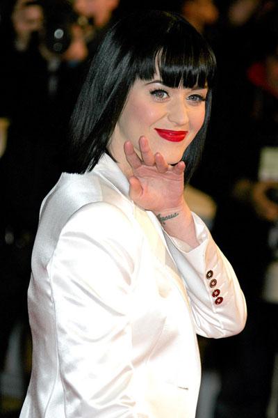 Татуировката с надпис Исус е първата, която Кейти Пери си прави и съвсем логично е и най-популярната от всички, които певицата има.