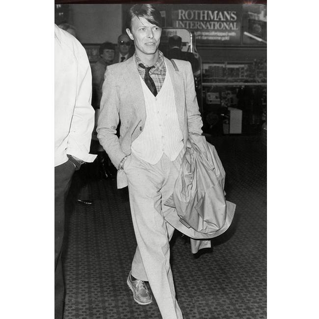 15 март 1978 г.  Бауи на път.