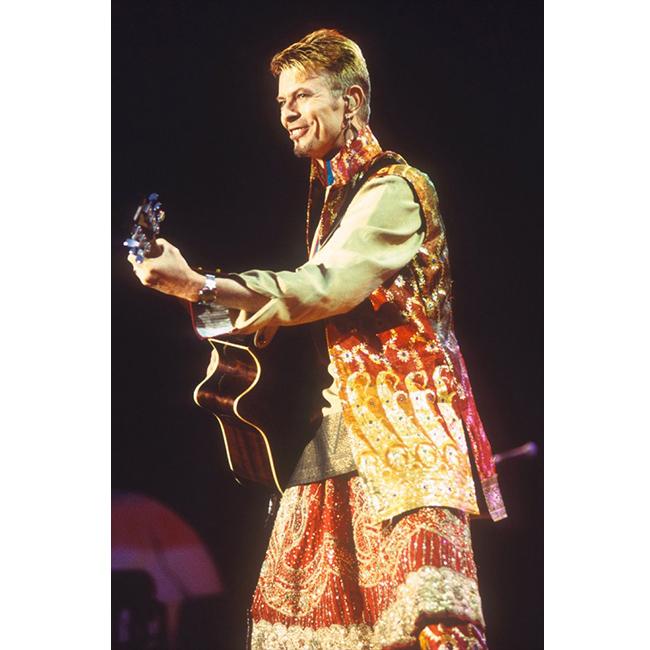 1997 г.  На сцената на фестивала Phoenix.