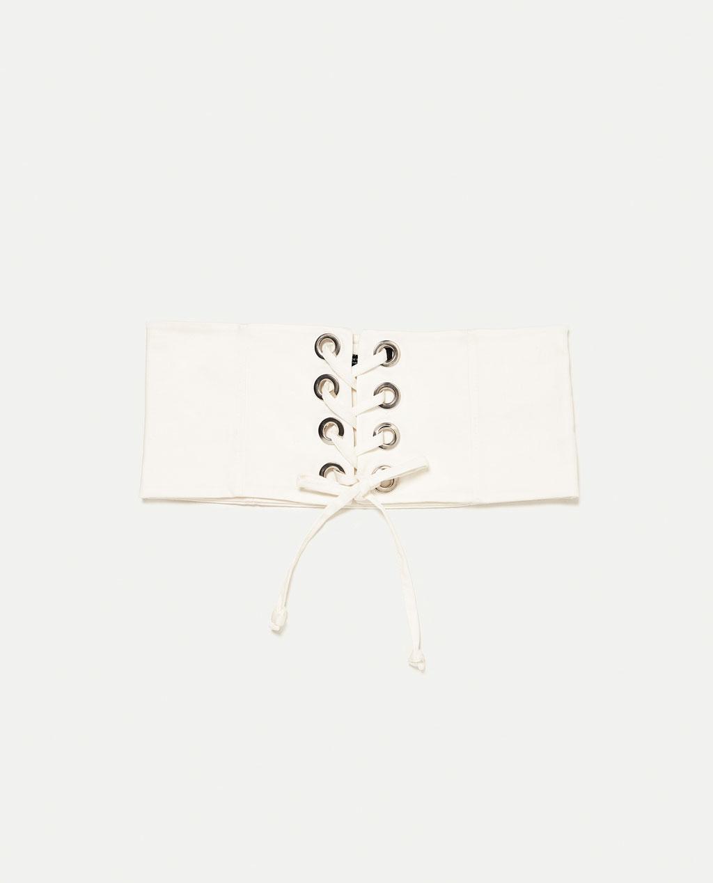 Корсет с метални халки Zara 30 лв.