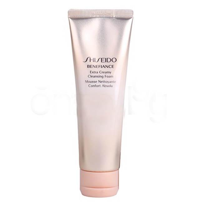 Shiseido Benefiance Wrinkle Resist 24 почистваща пяна, 70,90 лева