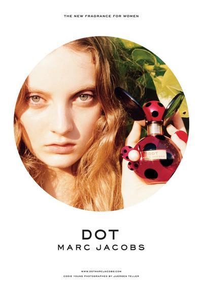 Ароматът Dot на Marc Jacobs