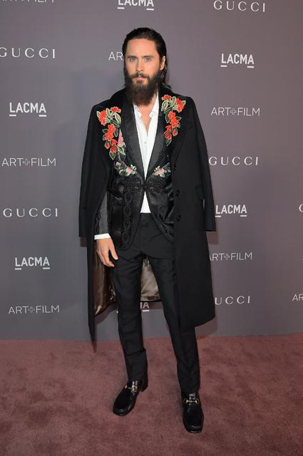 Джаред Лето в Gucci