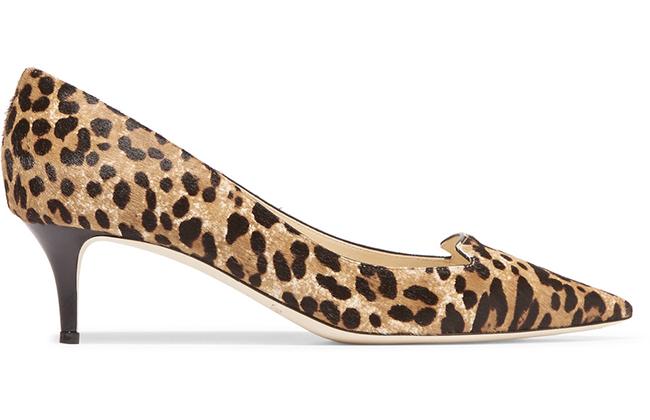 Тези Jimmy Choo са истинска сбъдната мечта в леопард принт. 1317лв. net-a-porter.com