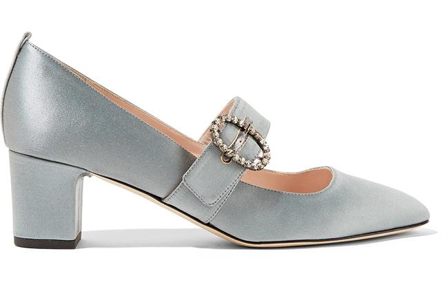 Обувки SJP by Sarah Jessica Parker за модерната Пепеляшка. 604,50лв. net-a-porter.com
