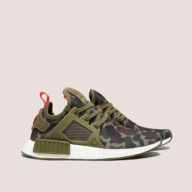 Adidas NMD_XR1за новото поколение градски номади. 276лв. tessuti.co.uk