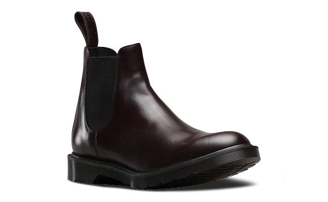 Модерният прочит на класическите Chelsea Boots от Dr. Martens. 517лв. drmartens.com