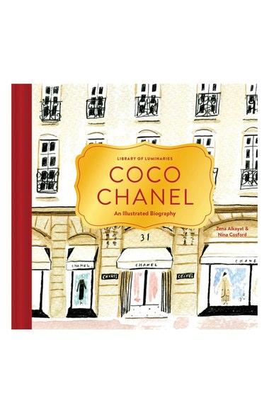 Илюстрирана книга Coco Chanel  33.64 лв. nordstrom.com