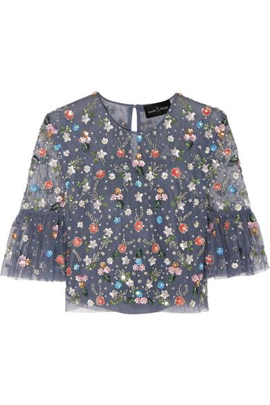 Блуза Needle & Thread; от 392лв. 235лв.