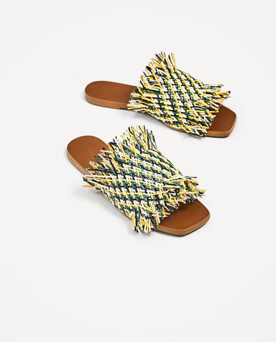 Равни обувки ZARA; от 79,95лв. на 59,99лв.