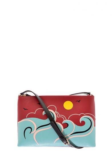 Чанта Red Valentino; от 900лв. на 450лв.