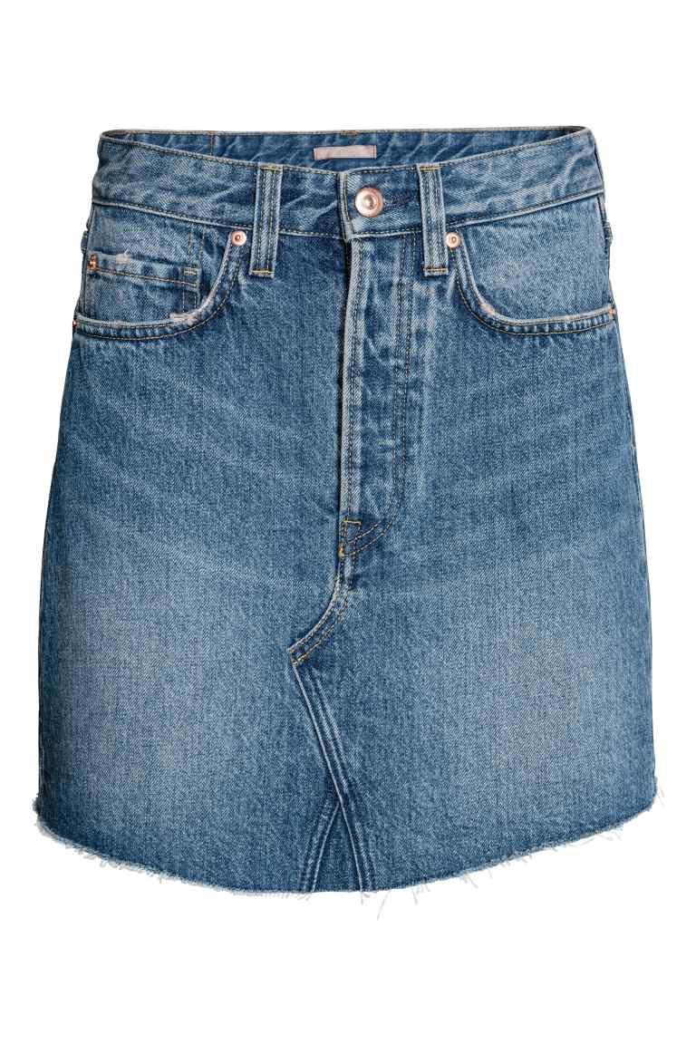 Дънкова пола H&M; от 54,99лв. на 32,99лв