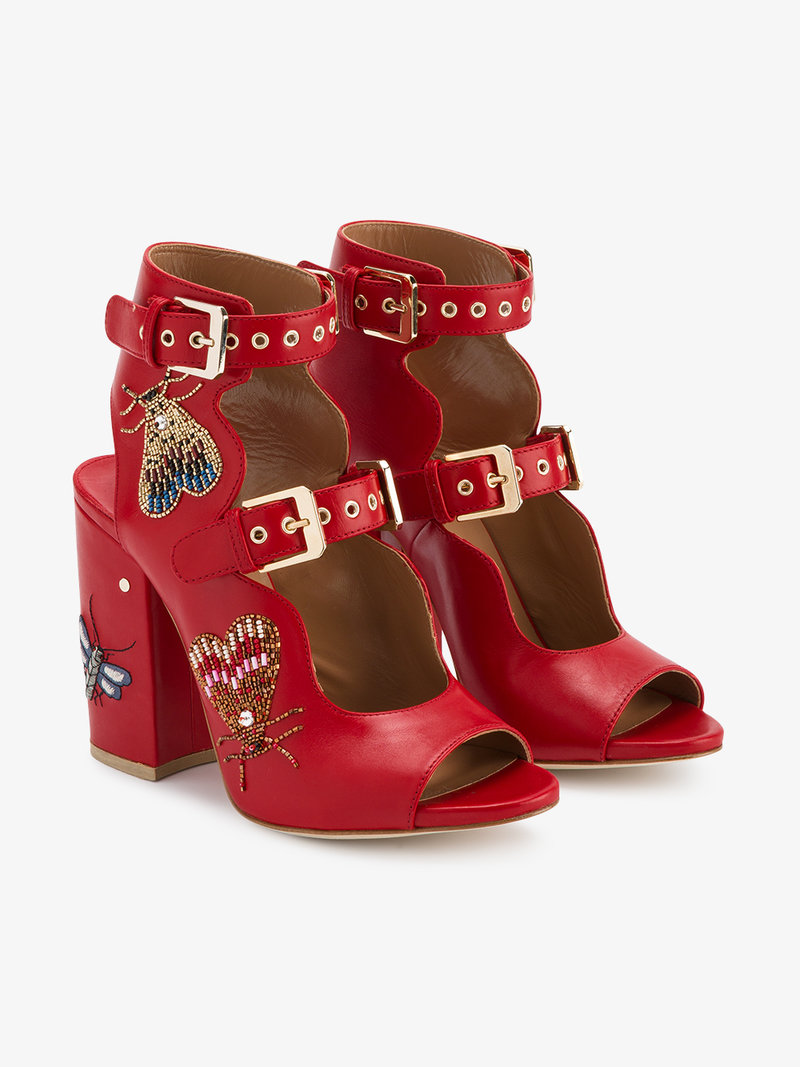 Обувки Laurence Dacade; от 1 765лв. на 1 060лв.