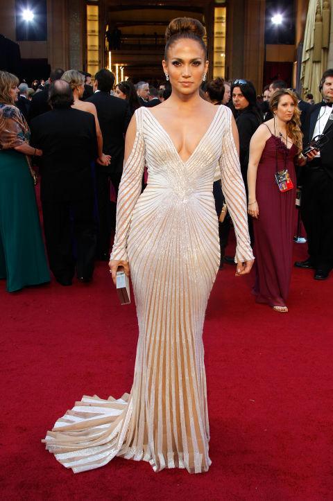 """2012 По червения килим на 84-те награди """"Оскар"""""""