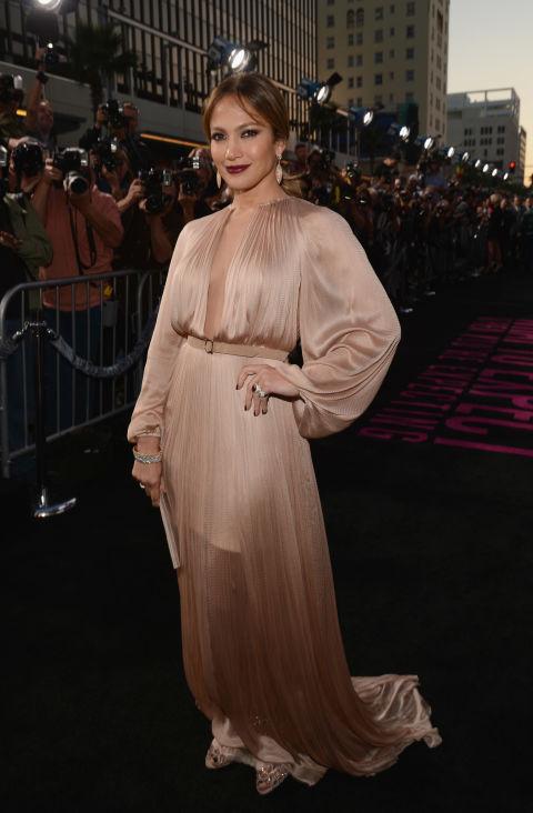 2012 На премиерата на филма What to Expect When Youre Expecting в Лос Анджелис