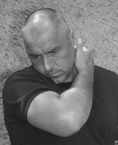 Бойко Борисов Силен, мъж.
