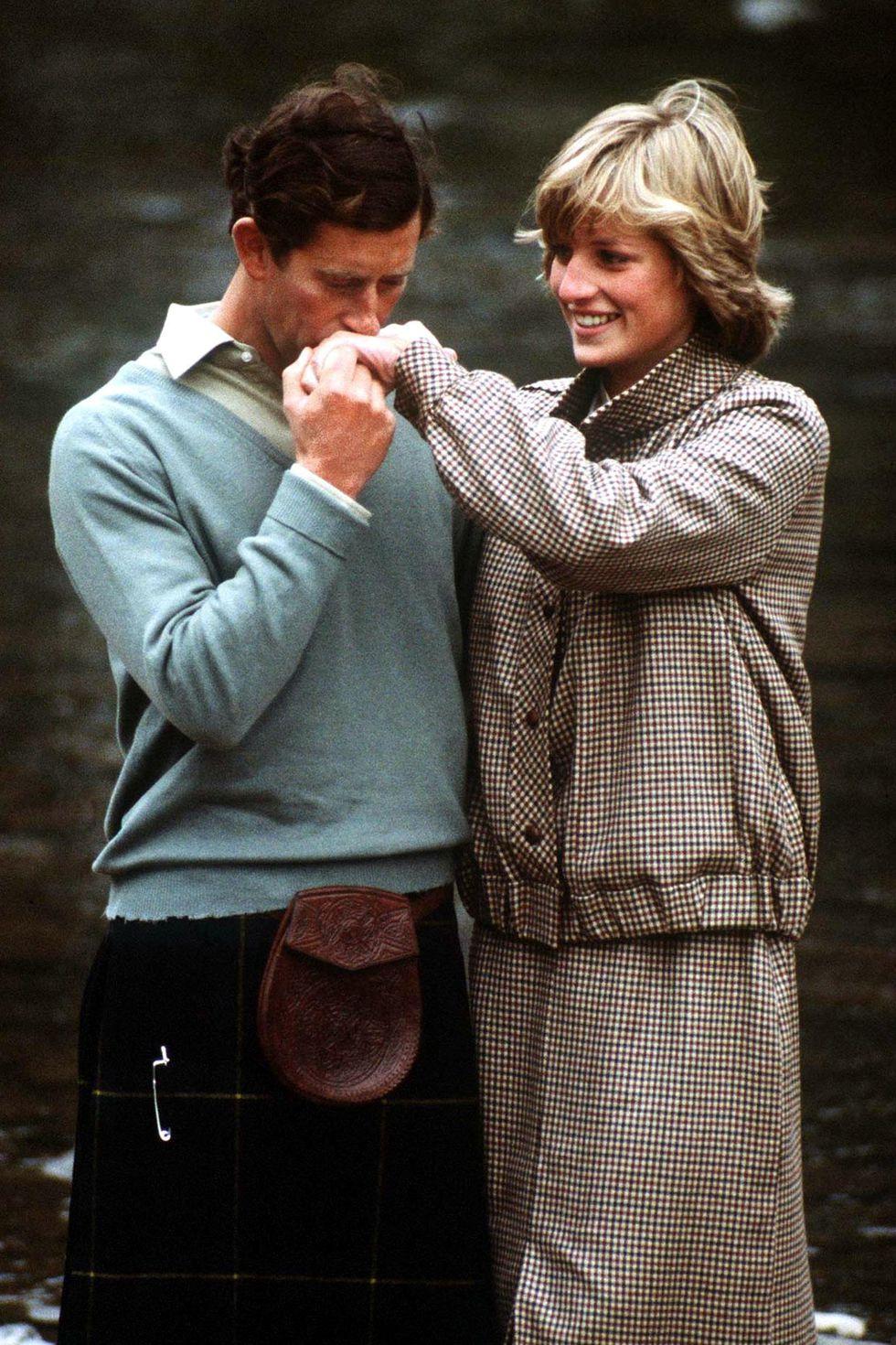 1981 Принц Чарлс и принцеса Даяна