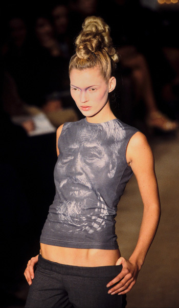 Alexander McQueen - Март 1996