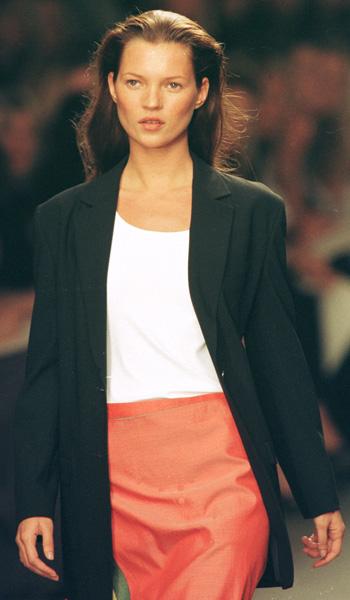 Calvin Klein - Февруари 1998
