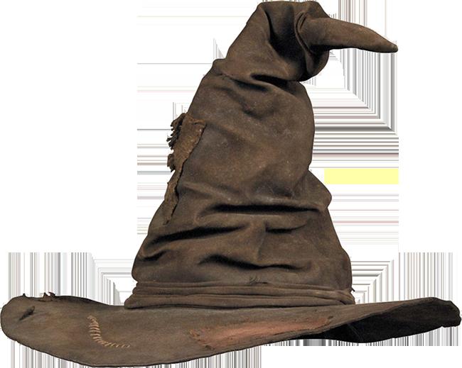 Магическата шапка от Хари Потър. Ох, искаме и ние една... harrypottershop.com