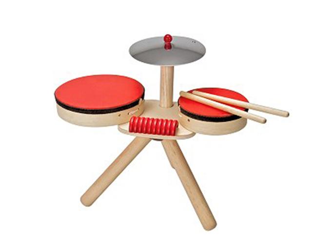 Детски мини барабани, за всички малки барабанисти. 101 лв. toy.store.bg